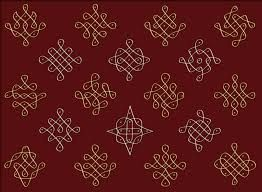 dot rangoli wallpaper - Google Search