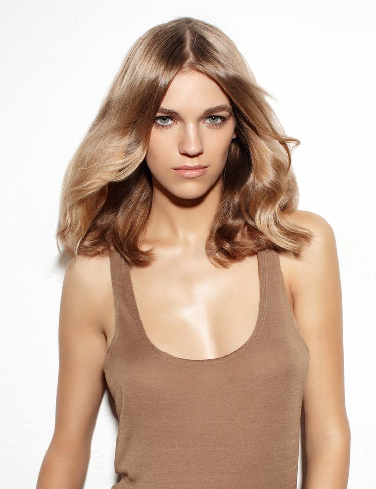 coloration on mise sur le blond miel - Coloration Blond Clair Beige