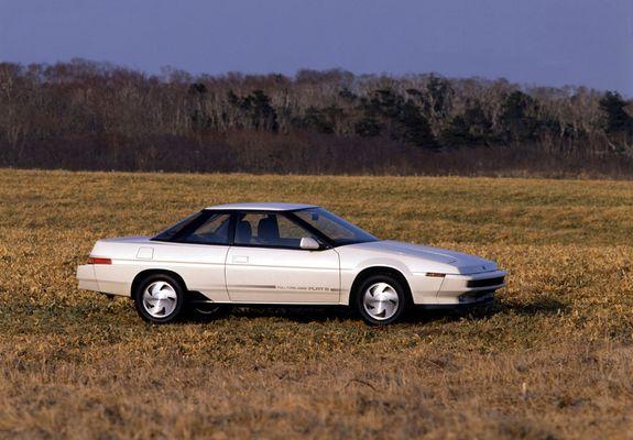 Subaru Alcyone (AX) 1985–91