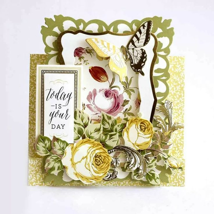 Anna Griffin Window Card Kit