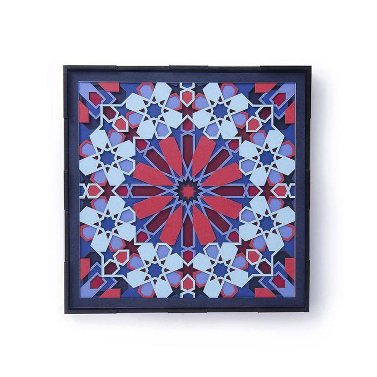 Kaleidoscope – Artistic Fusion Of Geometry & Colors, Guaranteed To Leave You Hypnotized   Bored Panda
