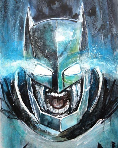 BvS Batman - Rod Reis