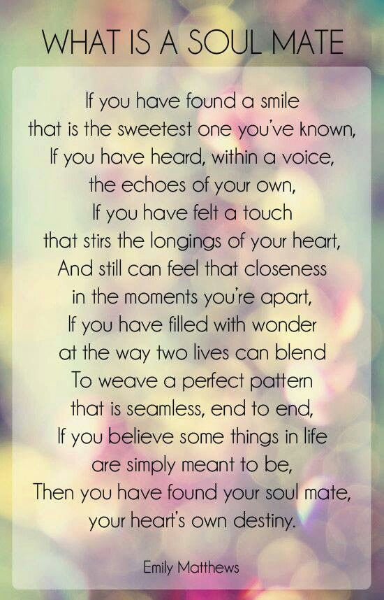 your my soulmate quotes