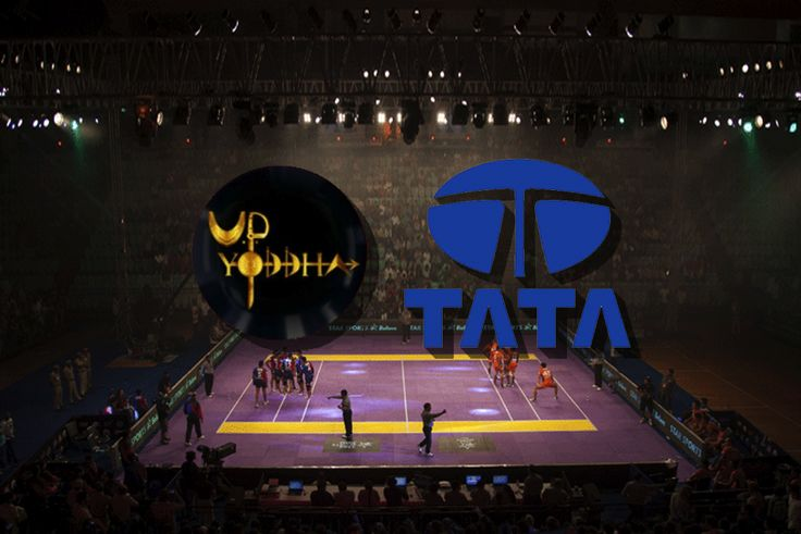 Automobile giants Tata Motors on Tuesday announced their association with Pro Kabaddi League's (PKL) new franchise Uttar Pradesh (UP) Yoddha for the