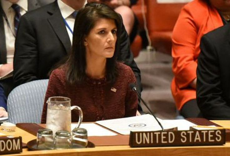 """US envoy slams Russia for bid to shield Iran from IAEA inspections. US Ambassador to the United Nations Haley on Thursday slammed a bid by Russia to shield Iran from inspections by the UN nuclear watchdog relating to a specific section of a landmark 2015 deal restricting Tehran's nuclear activities. """"If the Iran nuclear deal is to have any meaning, the parties must have a common understanding of its terms,"""" Haley said in a statement. It appears that some countries are attempting to shield…"""