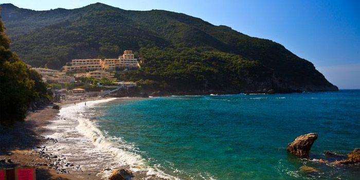 Пляж Эрмонес