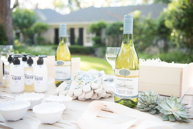 Oyster Bay Wines and Marigold Grey