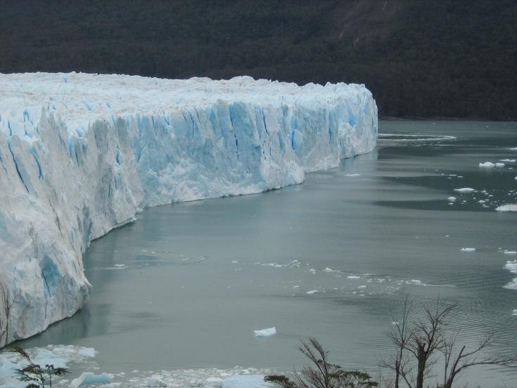 #Perito Murino #glacier up close.