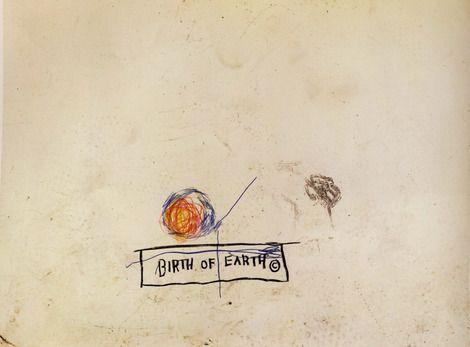 Jean-Michel Basquiat, Formless on ArtStack #jean-michel-basquiat #art