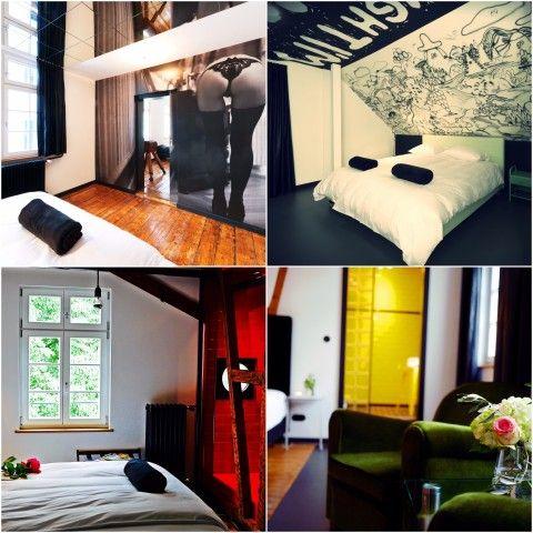 Unser Z Hotel Offenburg 💜💤 individuell & einzigartig 😍
