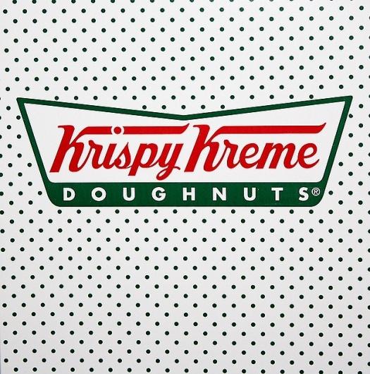 Crap Donuts. Great Logo.: Logo, Kreme Auguste, Easter Centerpieces, Krispie Kreme, Food, Vintage Cakes, Kreme Doughnuts, Auguste 2009, Krispy Kreme