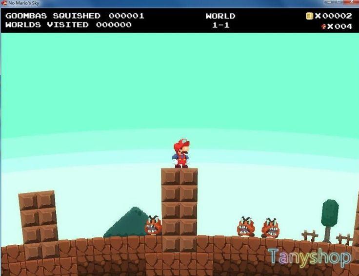 No Mario's Sky PC ACT digital game single player download file https://www.tanyshop.com/store/p71/No-Marios-Sky