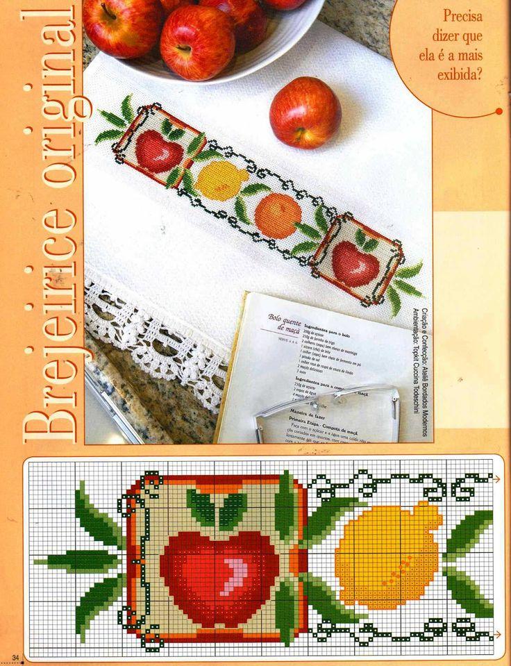 Sandrinha Ponto Cruz: Frutas