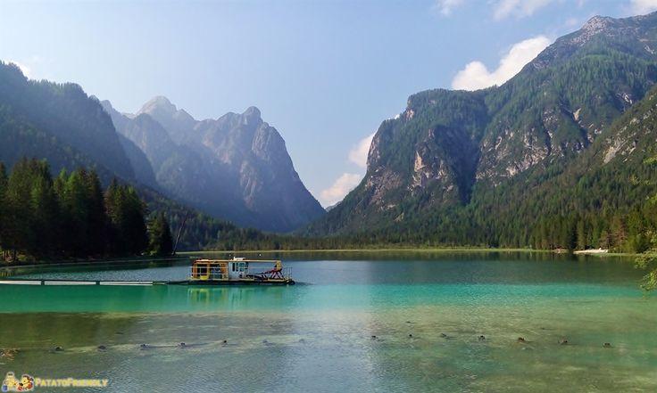 Alta Val Pusteria - Il Lago di Dobbiaco