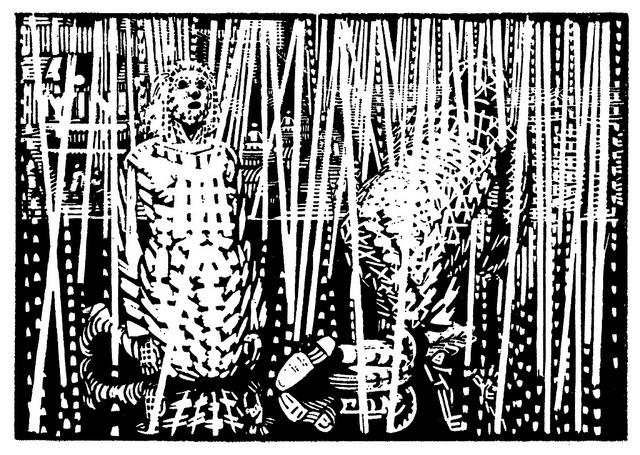 Dream  ISOLA ET MELLEMSPIL (1971)  Palle Nielsen
