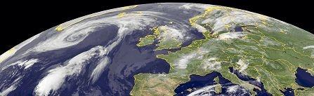 Hurricanes og orkaner - fra DMI