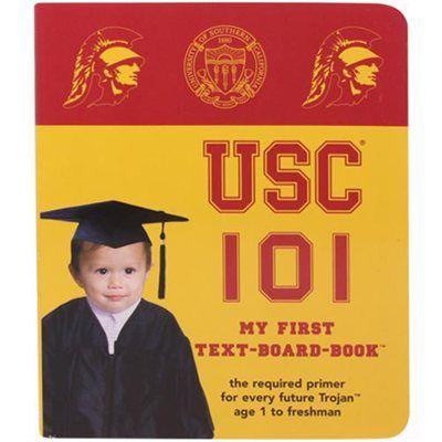 USC Trojans 101 My First Board Book