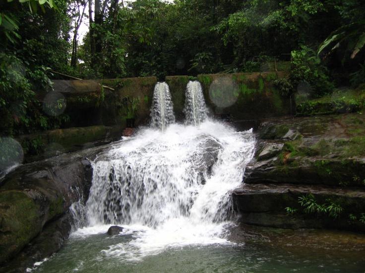 Cascada Sal de Frutas - Tutunendo Corregimiento de Quibdó Chocó