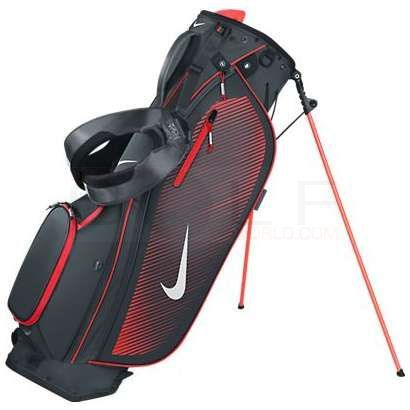 """Nike Sport Lite Golf Bag BG0343 - 8.5"""" Oval Top, 5-Way, 2 Full-Length Divider System With Putter Well Mens Golf Bags Bags & Carts"""