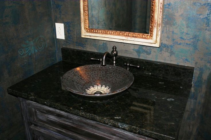 Black Ez Faux Decor Granite Premium Contact Paper 59 99