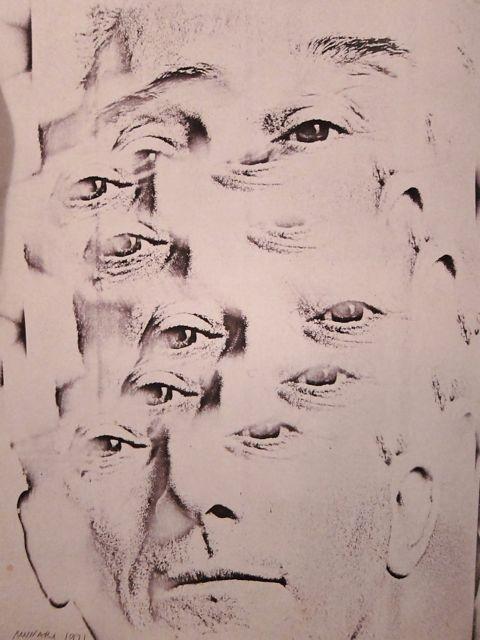 Bruno Munari's Original Xerographies ca. 1971.