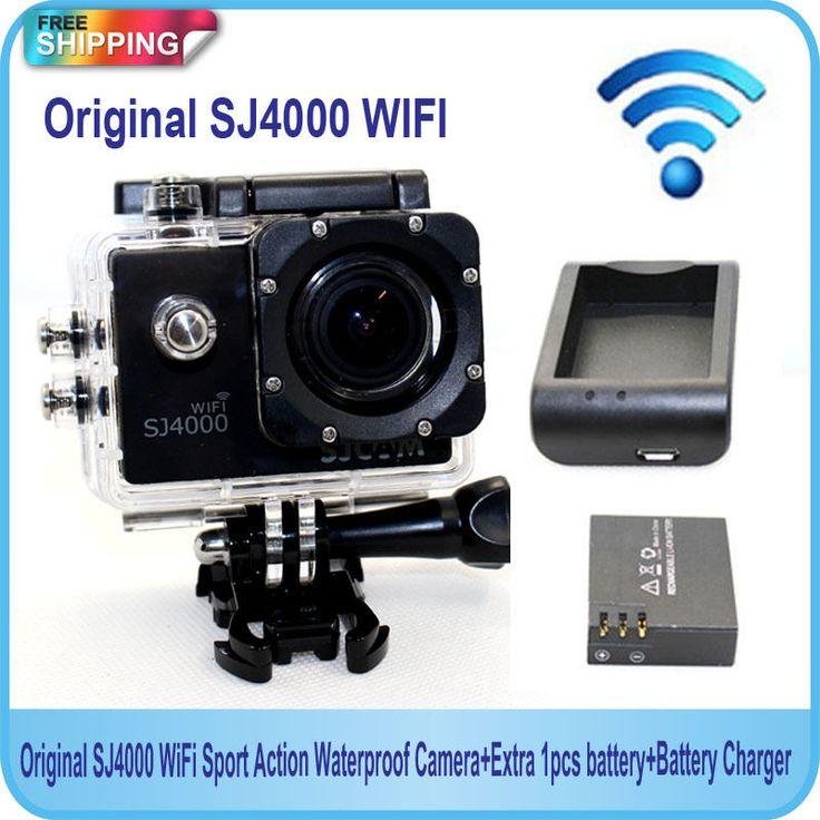 free shipping###Original SJ4000 WiFi SJCAM Diving 30M Waterproof Sport Action GoPro Style cam $194.66 Retail Price: $294.66 You Save: $100.00 (34%)   http://www.tripleclicks.com/15109879/detail.php?item=379283