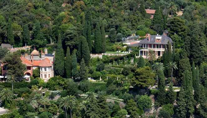 Alassio, Villa della Pergola