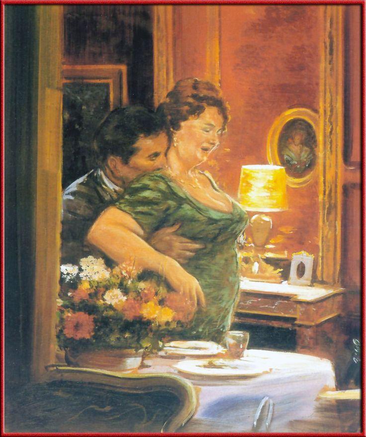 Erotic art of george barbier 2 poemes en prose - 3 part 9