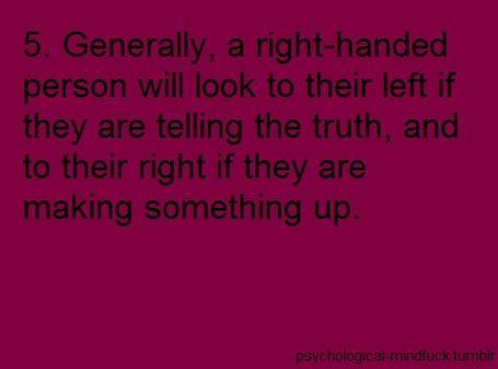I'm right-handed