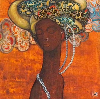 Beautiful Thoughts by Suruchi  Jamkar on Artflute.com