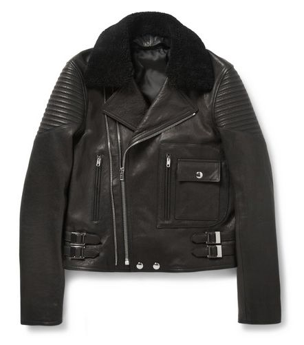 @Givenchy Leather Jacket http://www.tpgstyle.com/2015/01/the-edit-picks-of-month-january.html