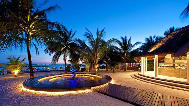 Sheraton Full Moon Resort - exterior