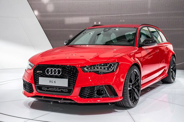 Audi RS looks nice with in red and black #audi #rs #geneva #quattro