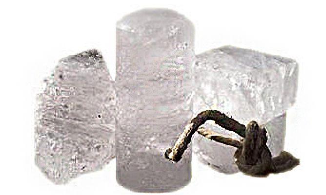 Desodorante Natural De Piedra De Alumbre Belleza