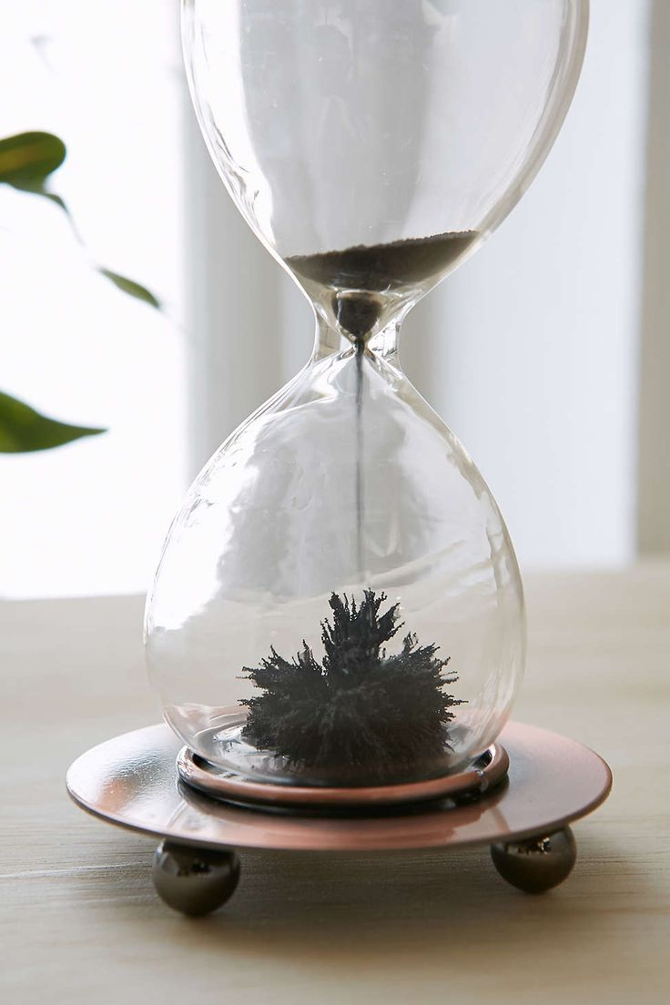 Magnetic Sand Timer - Urban Outfitters