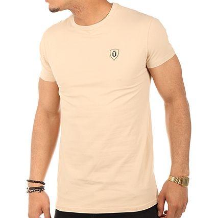 Unkut - Tee Shirt Quartz Beige - LaBoutiqueOfficielle.com