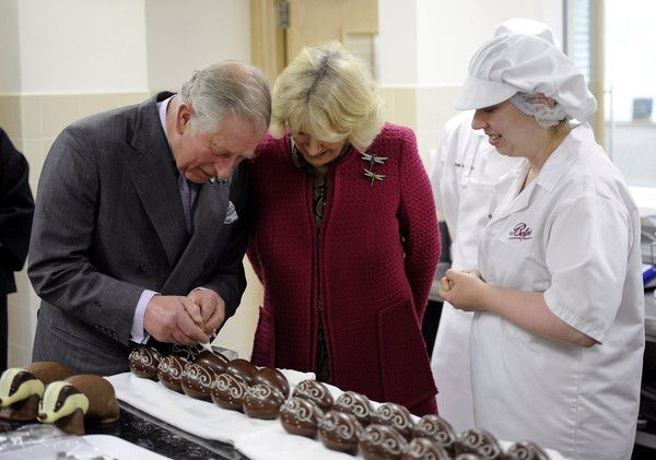 The Prince of Wales & Duchess of Cornwall Visit Yorkshire
