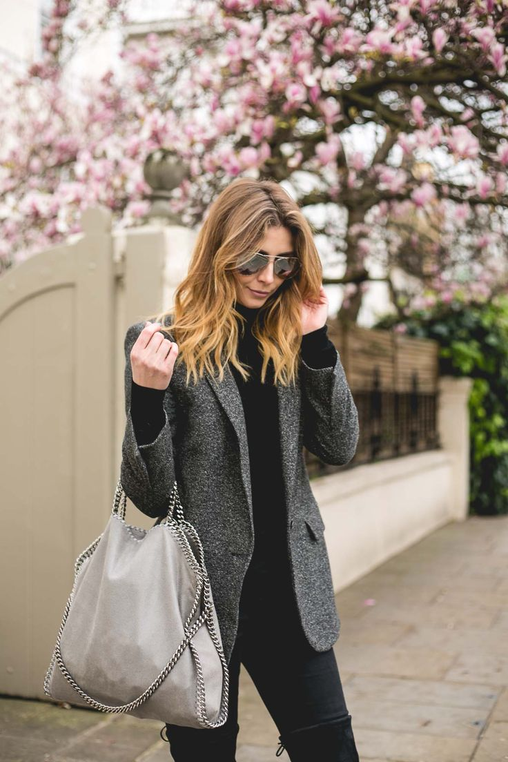 I've been lusting after the Stella McCartney 'Falabella' for years, and finally, thanks to Farfetch it is now mine! See how I style it in today's outfit.
