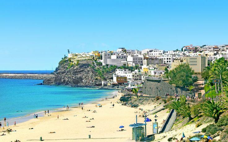 Fuerteventura on Kanariansaarten paras kohde todelliselle auringonpalvojalle! Maisemaa hallitsevat hiekka, meri, vuoret ja etelän aurinko. www.apollomatkat.fi #Fuerteventura #Espanja