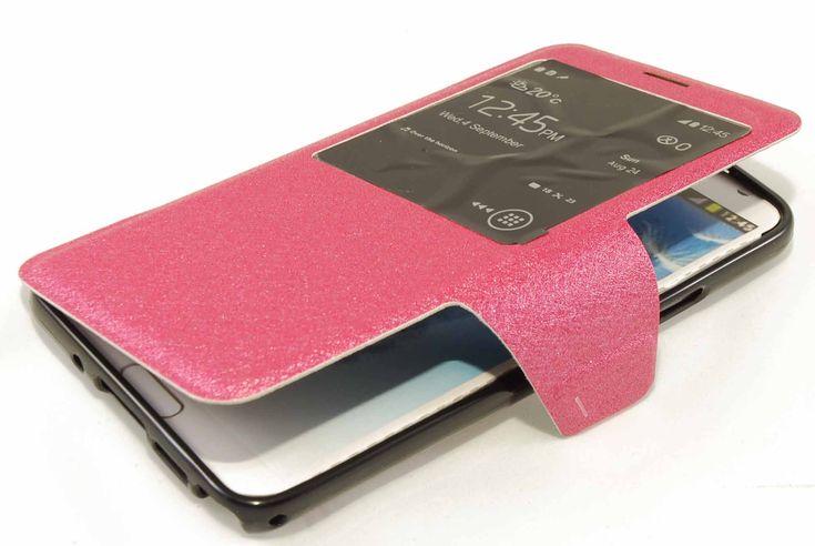 Чехол крышка Samsung N9000 N9005 Galaxy Note 3 (розовый)  Чехол крышка Samsung N9000 N9005 Galaxy Note 3 (розовый)
