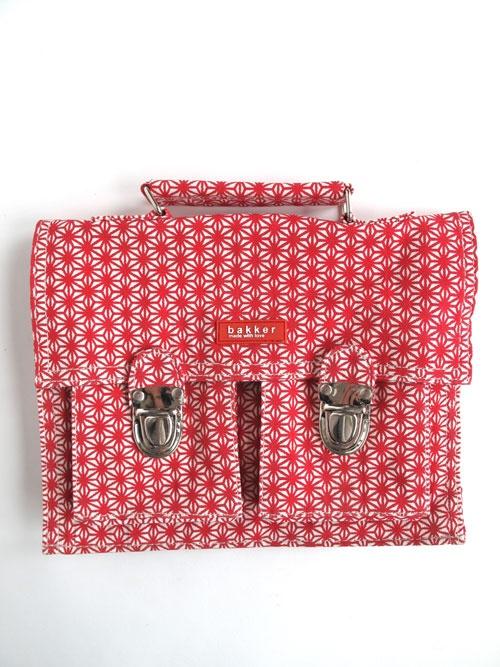 Book bag - red star $58.00