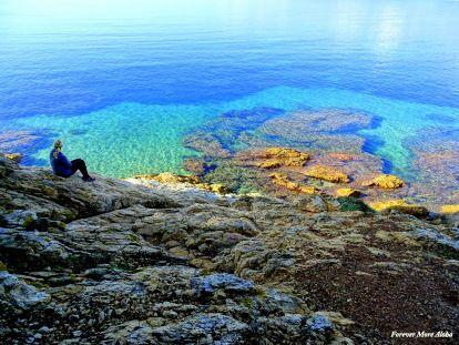 La Croix Valmer, sentier du littoral, Cap Lardier  Golfe de Saint-Tropez #GolfeStTropez