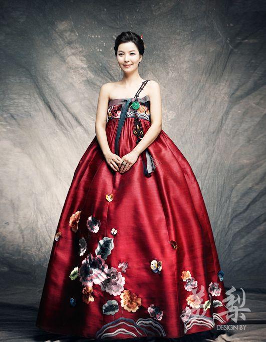 korea modern hanbok 한복