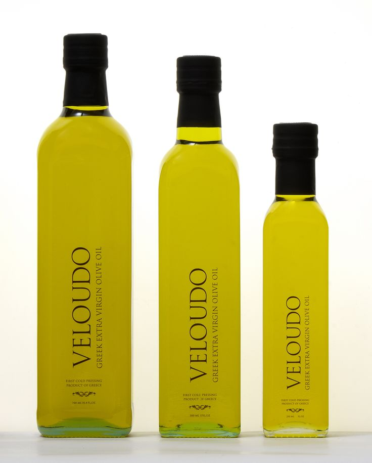"Packaging design for ""Veloudo"" Greek extra virgin olive oil @ http://www.happyartists.eu/"