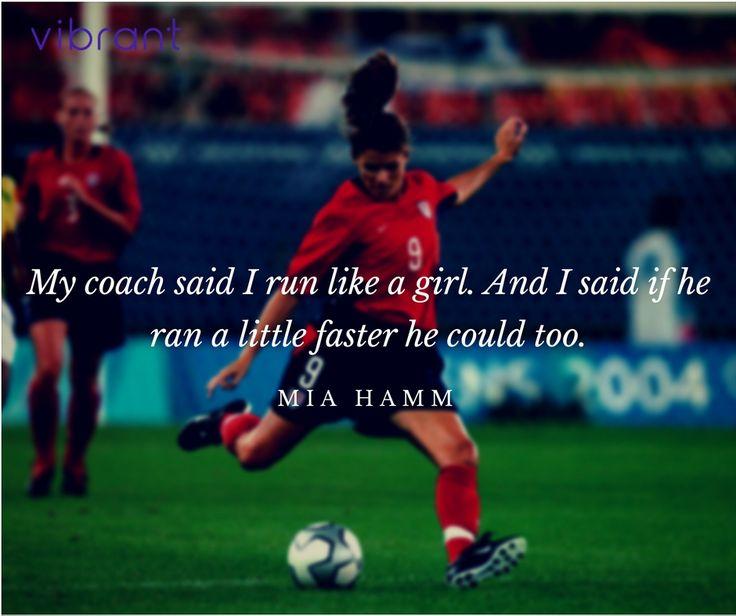 17 best inspirational soccer quotes on pinterest girls