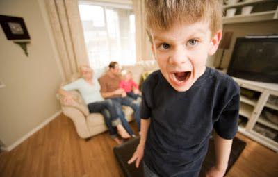 Criança mimada é falta de educação, sim. E a culpa é dos pais! - Coruja Prof