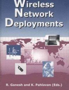 Wireless Network Deployments 2002nd Edition free download by Rajamani Ganesh Kaveh Pahlavan ISBN: 9780792379027 with BooksBob. Fast and free eBooks download.  The post Wireless Network Deployments 2002nd Edition Free Download appeared first on Booksbob.com.