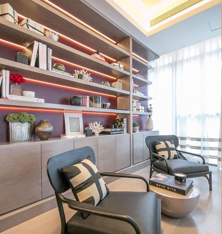 STUNNING APARTMENT #частныйпроект Больше фотографий http://kelly-hoppen.ru/stunning-apartment-international