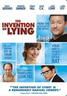 The Invention of Lying (2009) movie #poster, #tshirt, #mousepad, #movieposters2