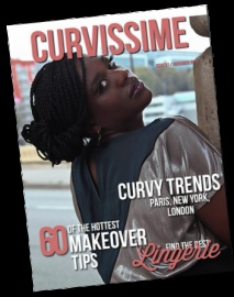 Plus Size Magazine -is a Fashion News for Curvy Women and Big and Tall Men. Really nice online magazine.  Well worth the visit!